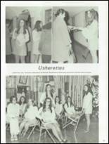 1973 Great Falls High School Yearbook Page 154 & 155