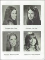 1973 Great Falls High School Yearbook Page 158 & 159
