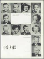 1949 Chowchilla Union High School Yearbook Page 18 & 19