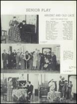 1949 Chowchilla Union High School Yearbook Page 24 & 25