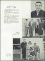 1949 Chowchilla Union High School Yearbook Page 26 & 27