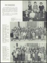 1949 Chowchilla Union High School Yearbook Page 30 & 31