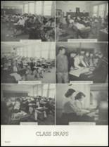 1949 Chowchilla Union High School Yearbook Page 34 & 35