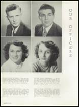 1949 Chowchilla Union High School Yearbook Page 38 & 39
