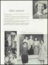 1949 Chowchilla Union High School Yearbook Page 40 & 41