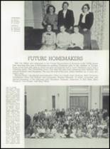 1949 Chowchilla Union High School Yearbook Page 42 & 43