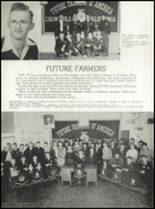 1949 Chowchilla Union High School Yearbook Page 44 & 45