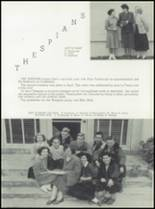 1949 Chowchilla Union High School Yearbook Page 46 & 47