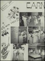1949 Chowchilla Union High School Yearbook Page 76 & 77