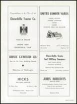 1949 Chowchilla Union High School Yearbook Page 100 & 101