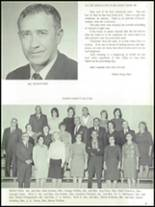 1968 Big Sandy High School Yearbook Page 10 & 11