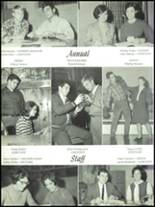 1968 Big Sandy High School Yearbook Page 12 & 13