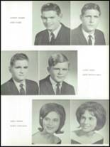 1968 Big Sandy High School Yearbook Page 14 & 15