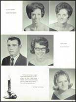1968 Big Sandy High School Yearbook Page 16 & 17