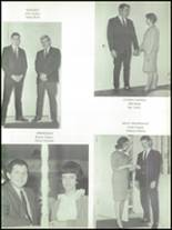 1968 Big Sandy High School Yearbook Page 18 & 19