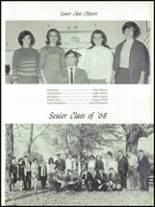 1968 Big Sandy High School Yearbook Page 20 & 21