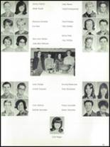 1968 Big Sandy High School Yearbook Page 24 & 25