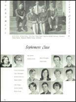 1968 Big Sandy High School Yearbook Page 28 & 29