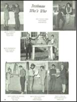 1968 Big Sandy High School Yearbook Page 34 & 35
