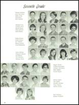 1968 Big Sandy High School Yearbook Page 36 & 37