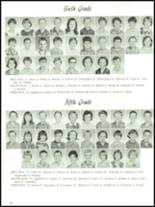 1968 Big Sandy High School Yearbook Page 38 & 39