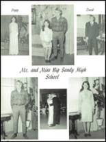 1968 Big Sandy High School Yearbook Page 44 & 45