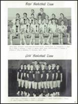 1968 Big Sandy High School Yearbook Page 50 & 51