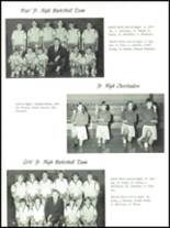 1968 Big Sandy High School Yearbook Page 56 & 57
