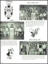 1968 Big Sandy High School Yearbook Page 60 & 61