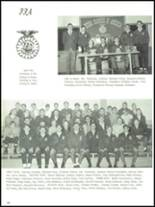 1968 Big Sandy High School Yearbook Page 64 & 65