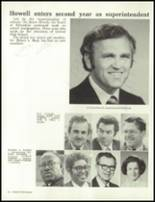 1975 Will Rogers High School Yearbook Page 20 & 21
