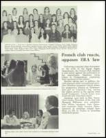 1975 Will Rogers High School Yearbook Page 76 & 77
