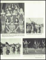 1975 Will Rogers High School Yearbook Page 104 & 105
