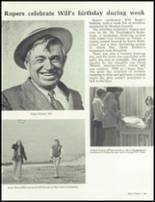 1975 Will Rogers High School Yearbook Page 108 & 109