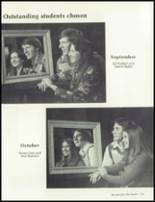 1975 Will Rogers High School Yearbook Page 116 & 117