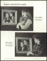 1975 Will Rogers High School Yearbook Page 118 & 119