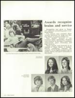 1975 Will Rogers High School Yearbook Page 126 & 127