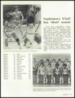 1975 Will Rogers High School Yearbook Page 152 & 153