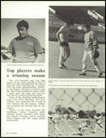 1975 Will Rogers High School Yearbook Page 164 & 165