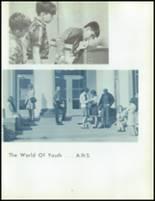 1968 Andalusia High School Yearbook Page 20 & 21