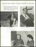 1968 Andalusia High School Yearbook Page 32 & 33