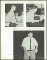 1968 Andalusia High School Yearbook Page 34 & 35