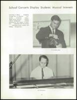 1968 Andalusia High School Yearbook Page 36 & 37