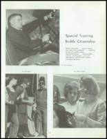 1968 Andalusia High School Yearbook Page 42 & 43