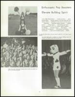 1968 Andalusia High School Yearbook Page 54 & 55