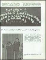 1968 Andalusia High School Yearbook Page 60 & 61