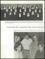 1968 Andalusia High School Yearbook Page 70 & 71