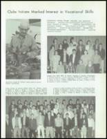 1968 Andalusia High School Yearbook Page 74 & 75