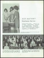 1968 Andalusia High School Yearbook Page 84 & 85
