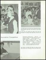 1968 Andalusia High School Yearbook Page 92 & 93